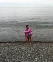 Me gusta ir a la playa en el verano