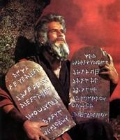 משה עם לוחות הברית (תמונה 6)