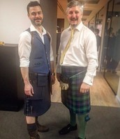 Kilts for the Occasion