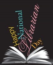 Librarian Day!