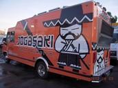 Jogasaki Sushi Burrito Truck