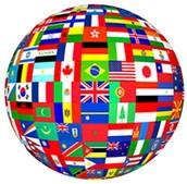 This Week is International Week at Leeward!
