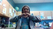 this is my hart and it is full of love from you