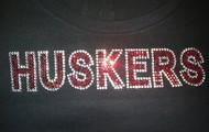 Licensed Husker Bling