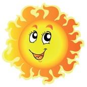 Bring back our sunshine!