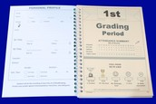 Grading period ends Friday, Sept. 19