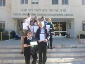 """תלמידי מגמת רובוטיקה באורט גבעת רם, ירושלים מתנדבים במוסד """"קרן אור"""""""