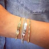 Delicate Bracelets:)