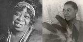 """Bessie Smith & """"Ma"""" Rainey"""