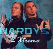 Jeff hardy and matt hardy