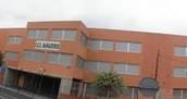 We're at IES Bañaderos-Cipriano Acosta