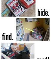 Twist on reading