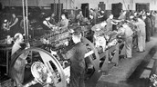 People Working in the Factories