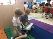 Boys Book Buddies