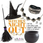 Or..looking for 2 ladies for a Ghouls and Jewels Party!