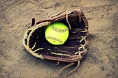 Softball intramural league