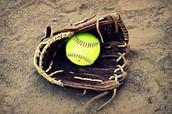 Softball intramural league