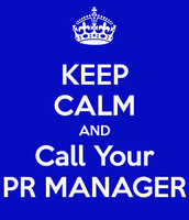 Wanna Become a PR Manager?