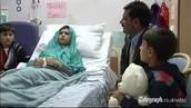 Malala's hurt