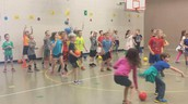 PE is always a BALL!