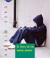 El chico de las manos azules, de Eliacer Cansino
