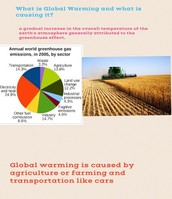 What is Global Warming and what is causing it