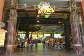 África Parque de Diversiones