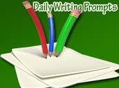 Google Docs and Daily Writing Prompts