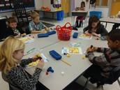 Working on their math in SPLASH!