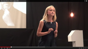 What Students Can Learn from Giving TEDx Talks By Linda Flanagan, Mindshift