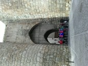 THE HERREROS FORTIED GATEWAY