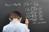 Parent Math Night- Math Today, Math Yesterday