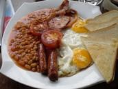 El desayuno de agrupar