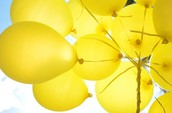 And virtual yellow balloons go out their sponsors!