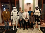 Students & Storm Troopers