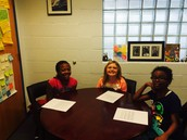 Ms. Henry's Student Helpers