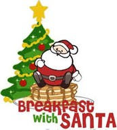 Breakfast with Santa - December 12th!