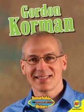 GORDON KORMAN AWAY FROM WRITING
