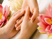 Aromatouch Hand Massages