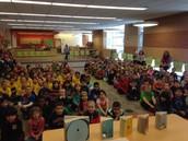 2nd Grade Marianne Malone presentation