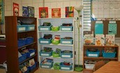 Classroom Displays for Nonfiction Learning from Choice Literacy