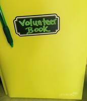 Co-Op Parent Volunteer Book
