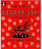 Ferdinand, Robert Lawson, Munro Leaf ($8.00)