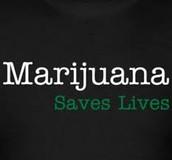 La marihuana salva vidas
