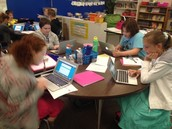 Mrs. Hartzell's Students' Blogging