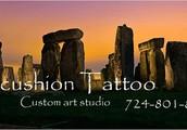 Pincushion Tattoo Shop