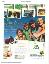 Luther North Sports Camp