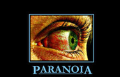 Paranoia harming you and everyonelse