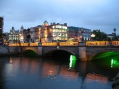 Dublin is the capital of Ireland