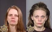 Drug Addict Mugshots